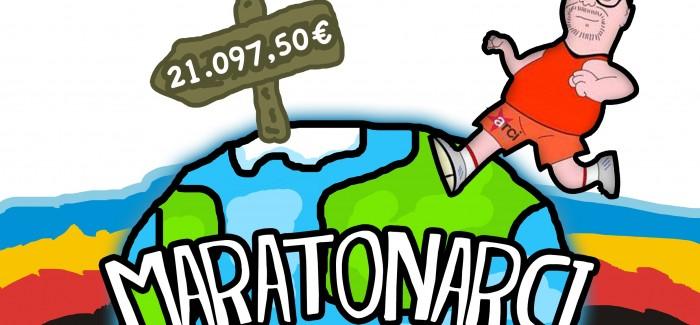 Maratonarci 2.0  – il progetto proseguirà fino al 30 luglio 2016