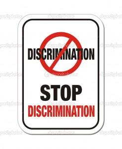 STOP DISCRIMINAZIONI