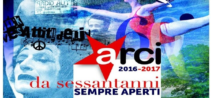 Tesseramento ARCI 2016/2017