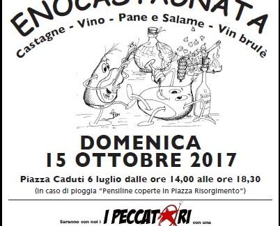 Enocastagnata  solidale a Dalmine  (domenica 15 ottobre)