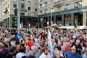 28 agosto Europa senza muri a milano