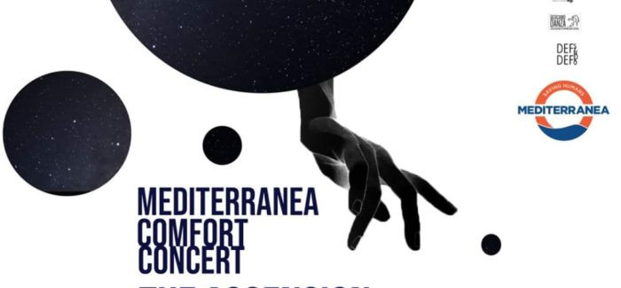 MEDITERRANEA COMFORT CONCERT – THE ASCENSION   7/12